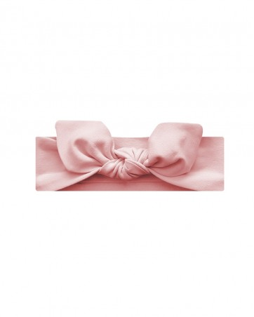 Opaska dla dziewczynki LILILO Różowa lilia
