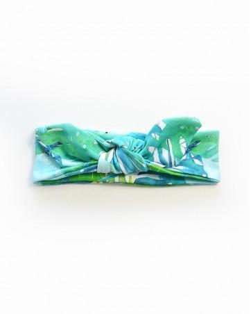 Headband Tropikalny las