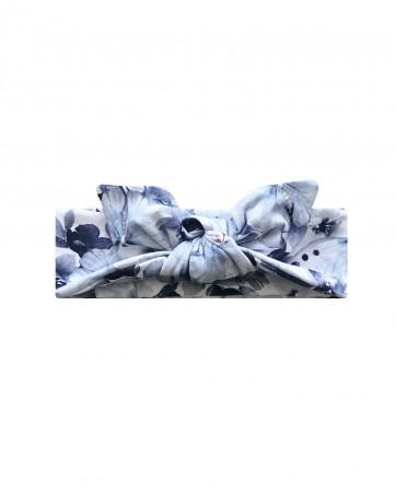 Headband LILILO Motyle w Kwiatach