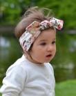 Opaska dla niemowląt Pastelowe Bukiety
