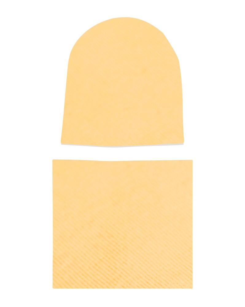 Komplet czapka i komin dla chłopca LILILO Słońce