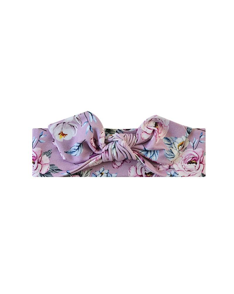 Headband for girl LILILO Orchidea