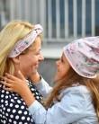Komplet czapka i chusta dla dziewczynki LILILO Florencja