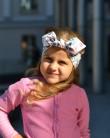 Opaska dla dziewczynki LILILO Rose