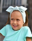Headband for girl LILILO Brudna Mięta