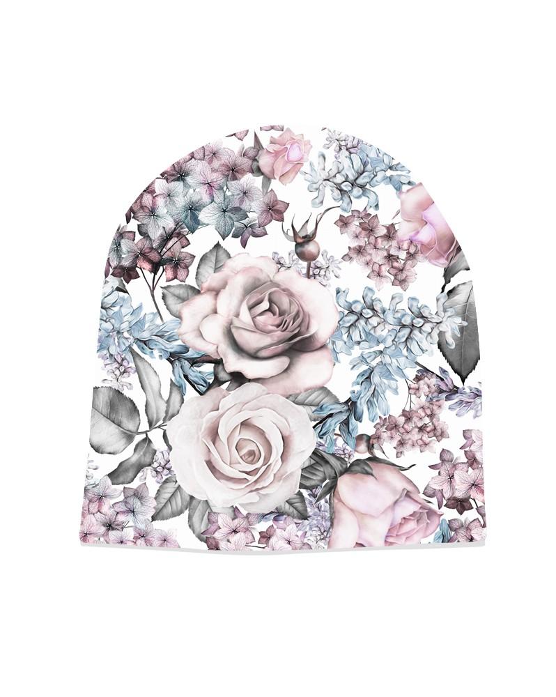 Czapka dla dziewczynki LILILO Rose