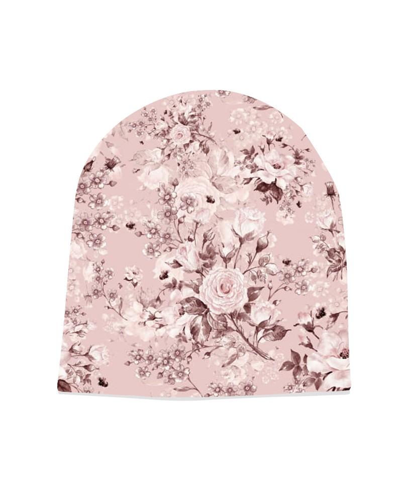 Czapka dla dziewczynki LILILO Verimo Roses