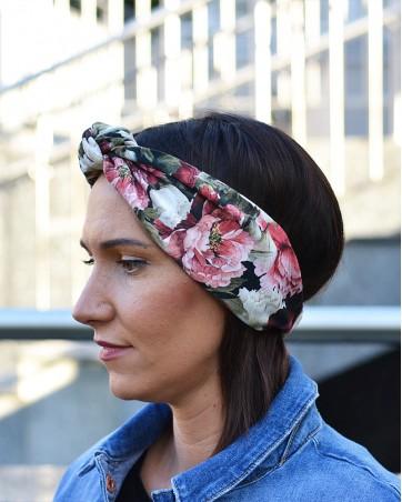 Opaska dla kobiety na głowę LILILO Palermo