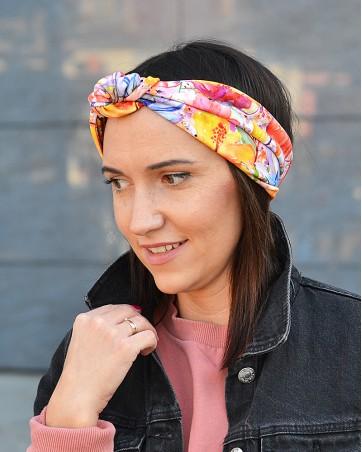 Opaska dla kobiety na głowę LILILO Dahlia