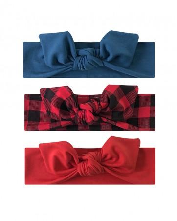 Headbands pakiet Świąteczny 2