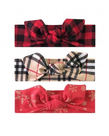 Headbands pakiet Świąteczny 3
