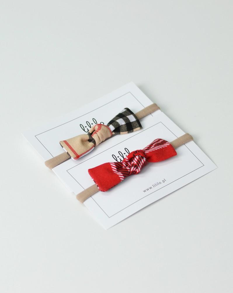 Opaski na gumce LILILO pakiet świąteczny 2