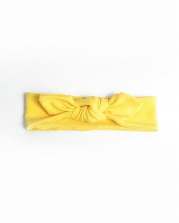 Headband Lili żółta