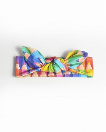 Headband Kolorowe kredki