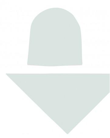Komplet czapka i chusta LILILO