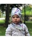 Komplet czapka i chusta dla dziewczynki LILILO Lozano