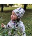 Komplet czapka i komin dla dziewczynki LILILO Lozano