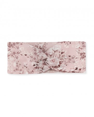 Opaska przeplatana dla dziewczynki LILILO Verimo Roses