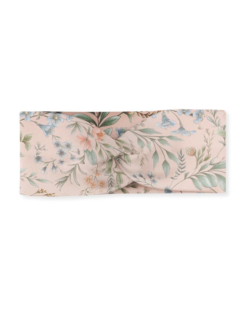 Opaska przeplatana dla dziewczynki LILILO Vintage Roses