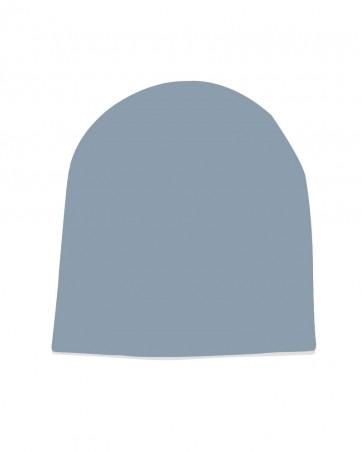 Czapka dla dziewczynki LILILO Brudny Błękit