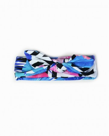 Headband Wakacyjne Flamingi