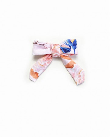Pinwheel bow Wiosenne Róże