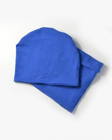 Komin niebieski