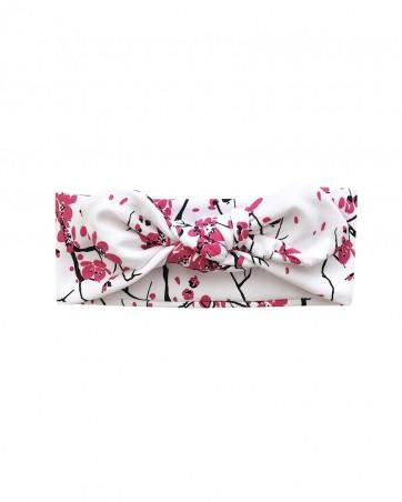 Headband Kwiat wiśni