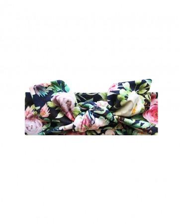 Headband Kolorowe Kwiaty