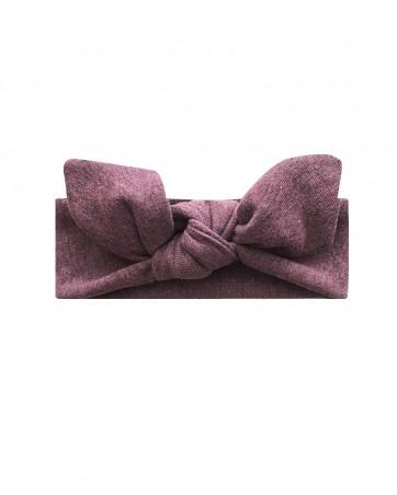 Headband Różowy Melanż