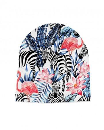 Czapka Zebry w Tropikach