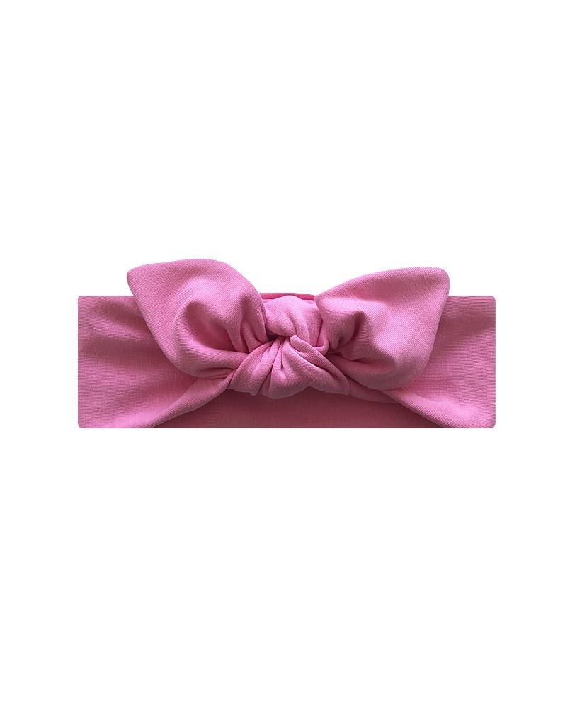 Opaska dla dziewczynek Róż Paryski