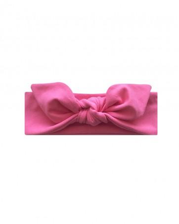 Opaska dla dziewczynki LILILO Róż Fuksjowy