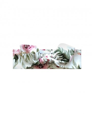 Opaska dla dziewczynki LILILO Pastelowa Magnolia