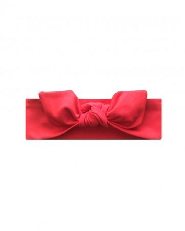 Opaska dla dziewczynki LILILO czerwona