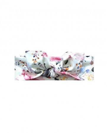 Headband LILILO Różowy Ogród