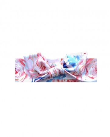 Opaska dla dziewczynki LILILO Wiosenne róże