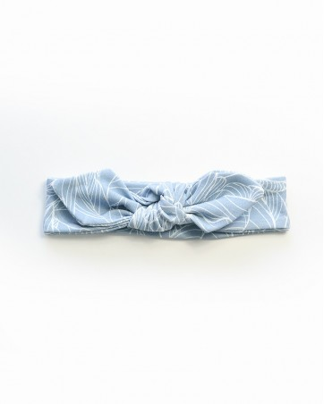 Headband Szara pajęczynka
